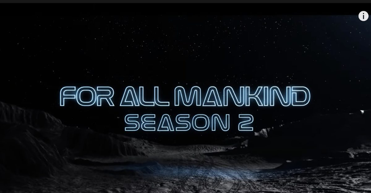 photo of Apple posts trailer for second season of 'For All Mankind' image
