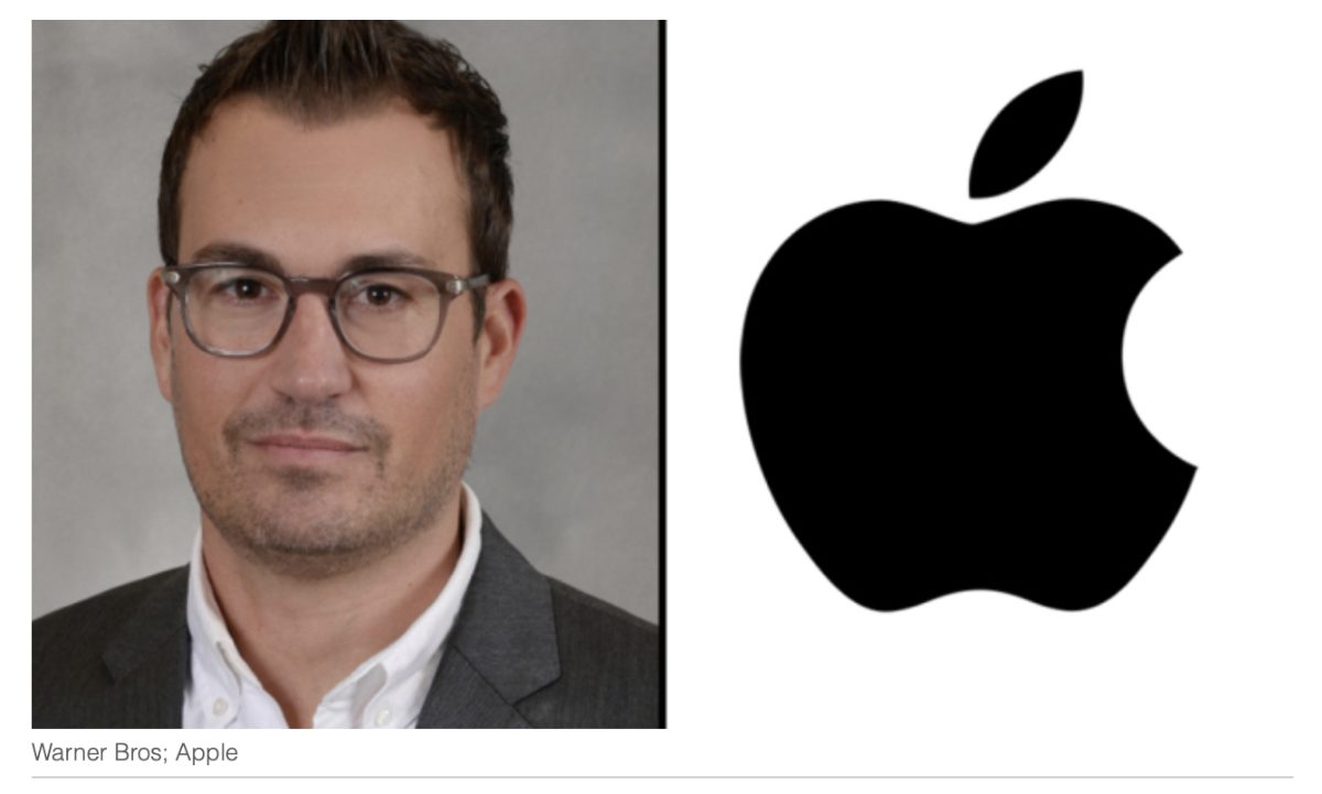 Apple names JP Richards as head of film marketing strategy for Apple TV+