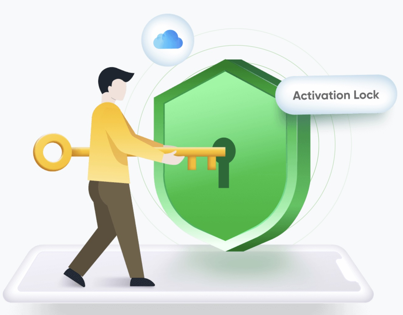 How to remove iCloud activation lock without a password with PassFab Activation Unlocker