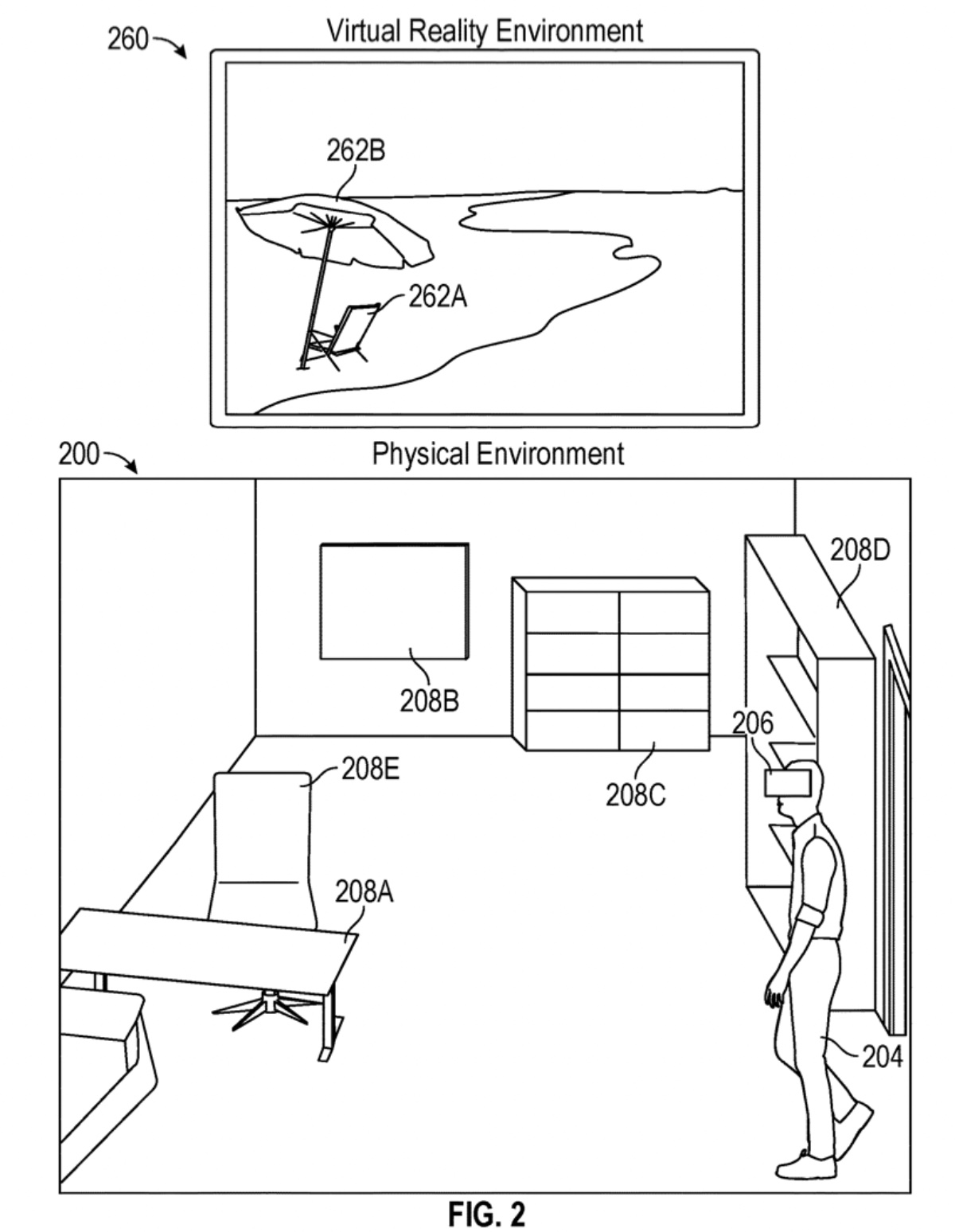 Apple wants Apple Glasses users to be safely aware of their physical boundaries