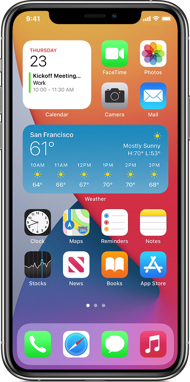 photo of How to create a Smart Stack of widgets in iOS 14 and iPadOS 14 image
